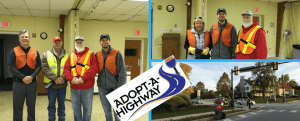 Adopt A Highway For Fall