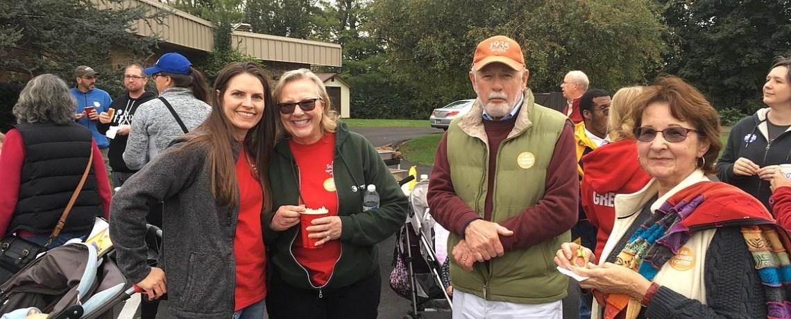 2018 CROP Hunger Walk held on Sunday, October 14th