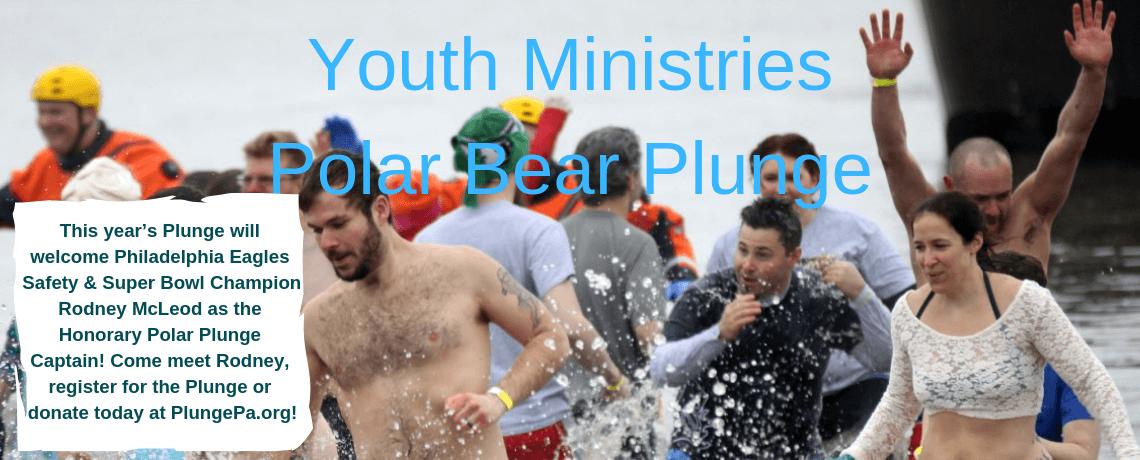 Youth Ministries – Polar Bear Plunge