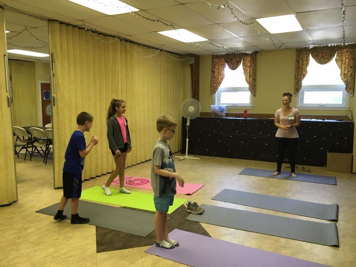 tai chi yoga with christine deitcher