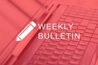 Text & Weekly Bulletin 25th February 2018