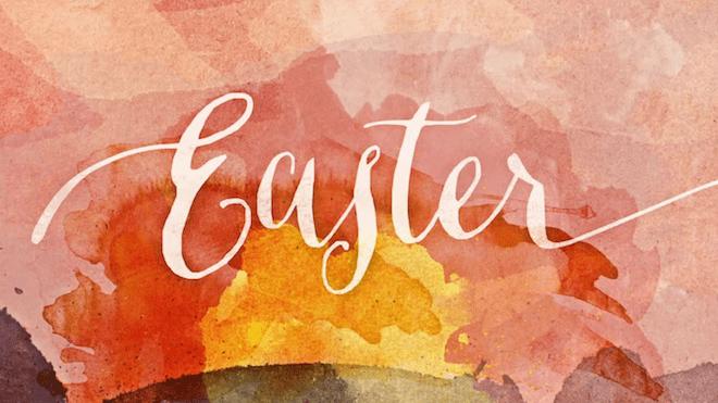 Easter Sunday 16th April 2017 texts & bulletin