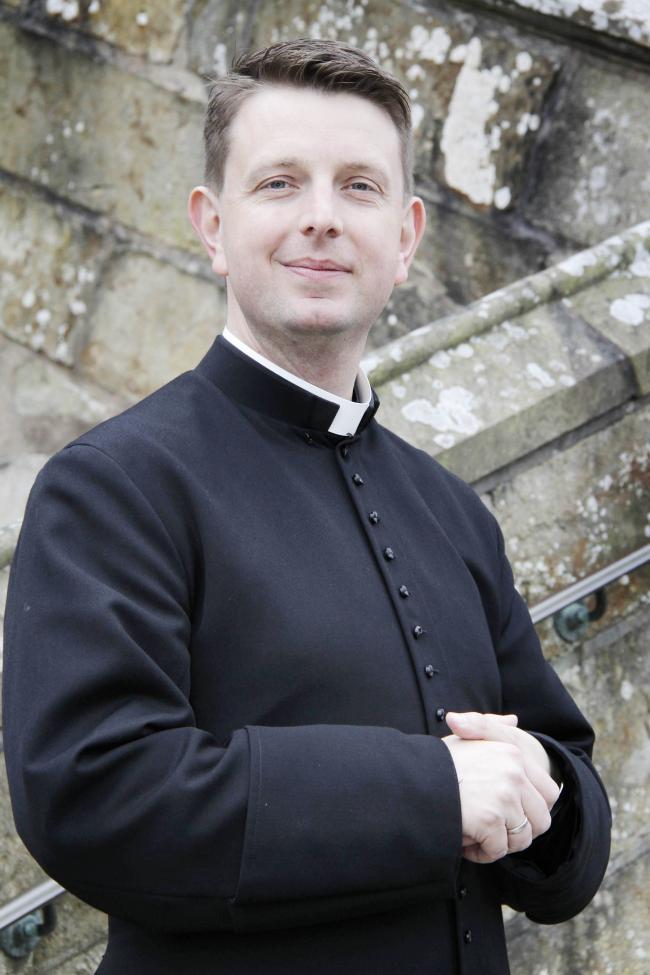 Fr David Stephenson