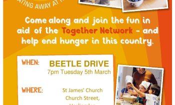 Beetle Drive & Big Pancake Party