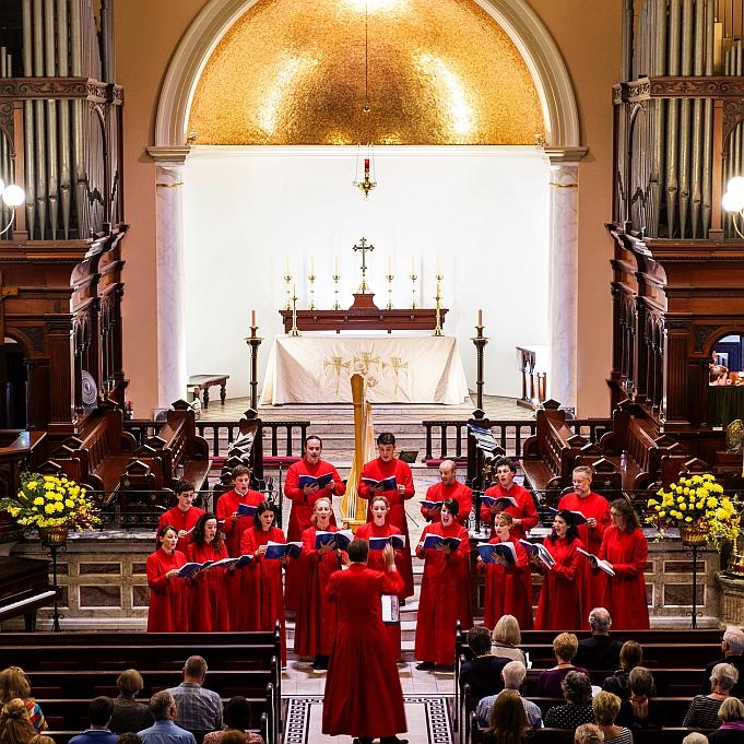 Choir Of St James'