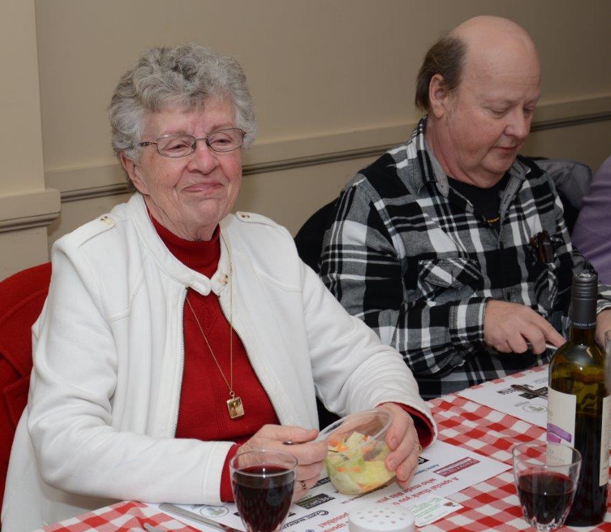 St. James - Pasta with the Pastors
