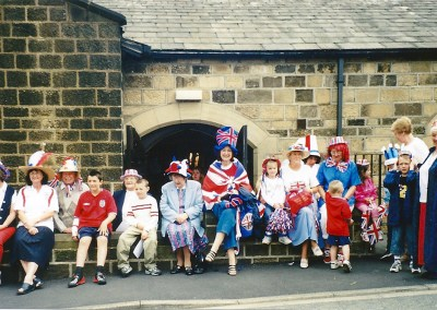 Golden Jubilee Street Party, June 2002
