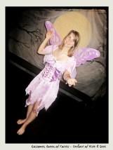 Taylor Morrill as fairy Queen Gossamer