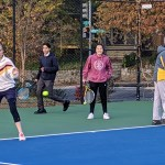 tennis at st. jerome institute private high school