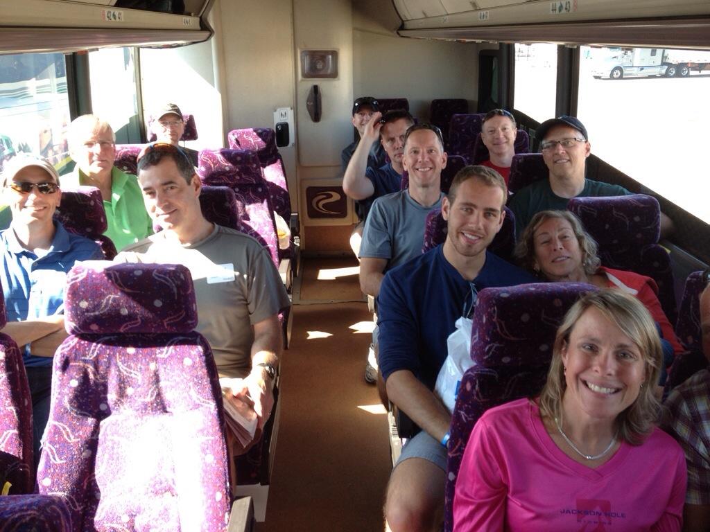 Team Joe's takes on the Michigan Wish-a-Mile