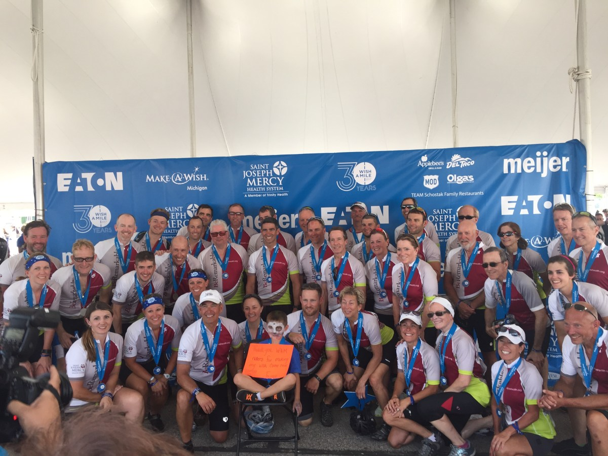 30th WAM a record-setter for wishes