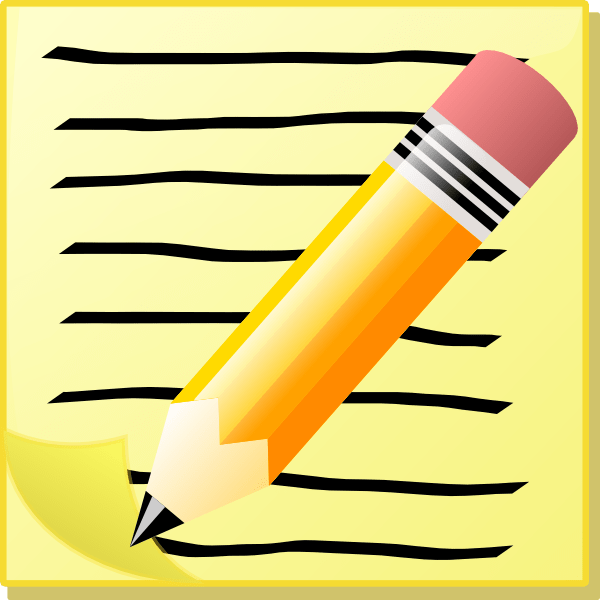 Home; Free Letter Writing Clipart