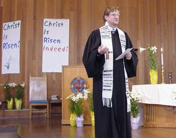 Reverend Max Lynn