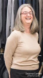 Beth Preciso in The Man's Shop
