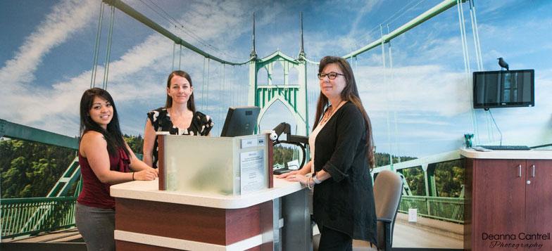 Oregonians Credit Union staff