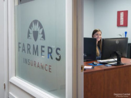 Receptionist at Lucas Cole Agency, Farmers Insurance