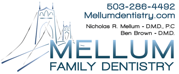 Mellum Family Dentistry logo