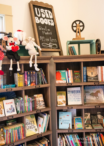 Books available at Tinker Maker Toys