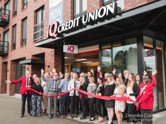 iQ Credit Union grand opening