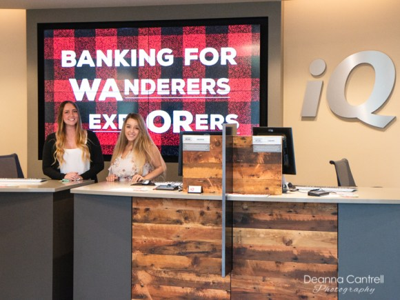 iQ Credit Union, Banking for Wanderers
