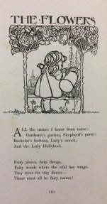 Verses - 'The Flowers'