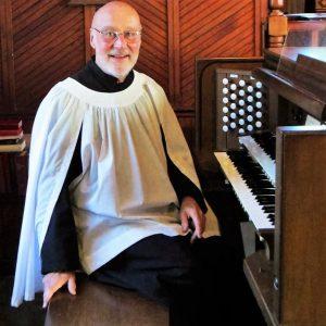Roger at Organ