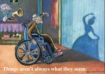 Things aren't always what they seem