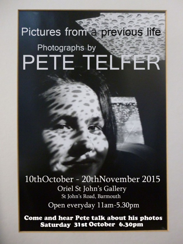 ebglish poster for peter