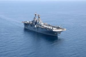 USS Kearsarge (Navy photo)