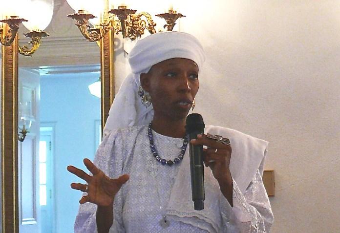 Chenzira Kahina (Source file photo)