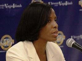 Delegate to Congress Stacey Plaskett