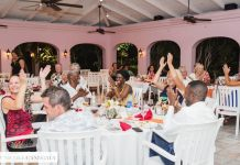 A previous year's St. Croix Food and Wine Experience. (Courtesy of the St. Croix Foundation)