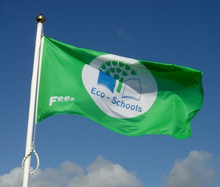 flying_the_green_flag