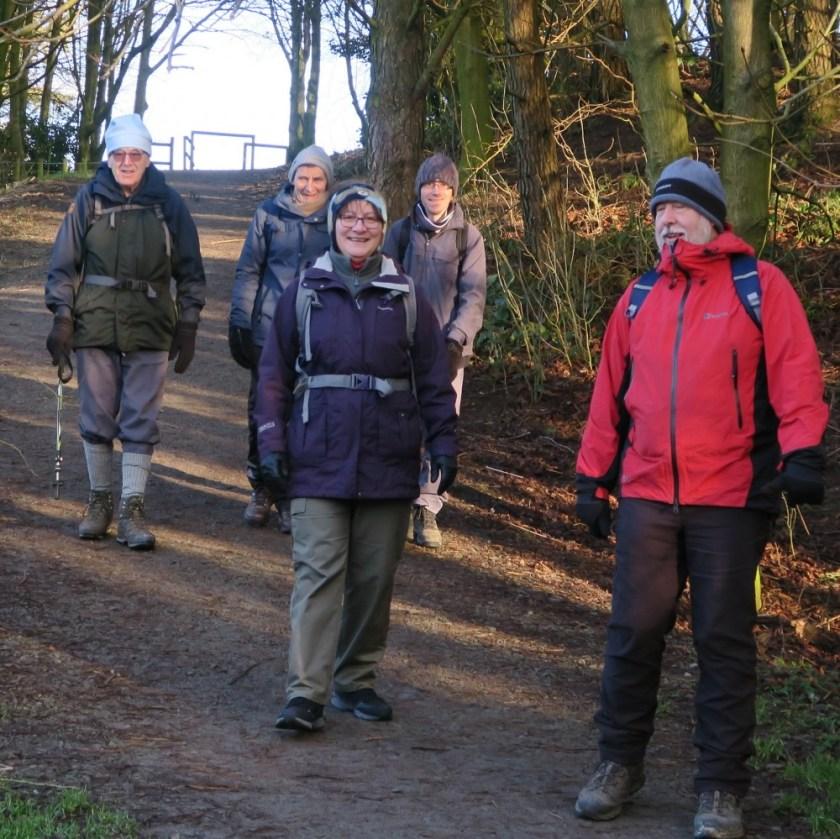 benefice walk walking group