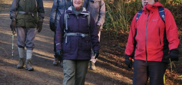benefice walk walking group