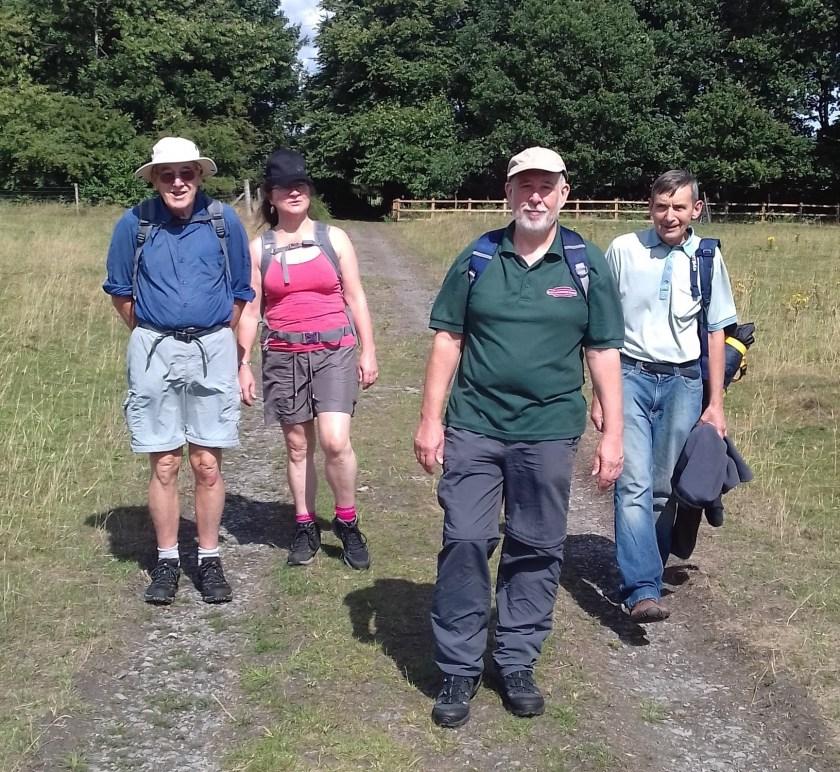 bury to heaton park walk
