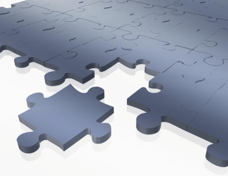 Jigsaw by Lawrence Kushner