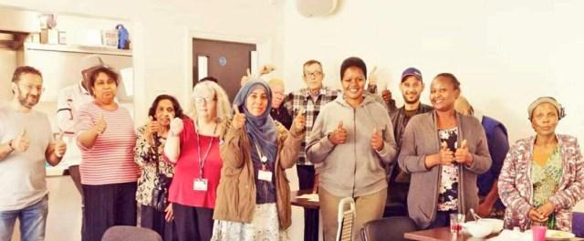 Refugee week 2019 Bury Baptist Church