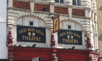 Old Red Lion: Theatre and an 'old-style English boozer'