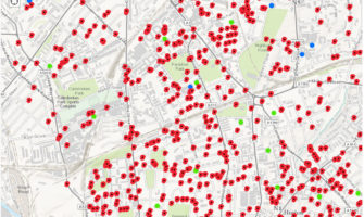 Poppy map shows homes of First World War soldiers in Islington