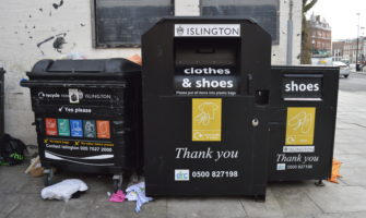 The world of sustainable fashion in Islington