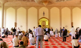 Embracing Islamic faith in the community
