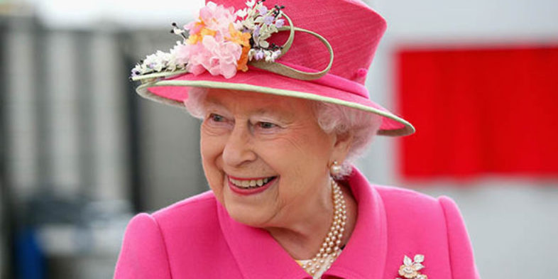 The Queen is coming to Islington