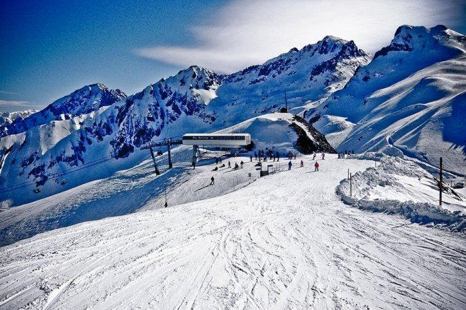 18-22 mars: Voyage au ski pour les 6èmes