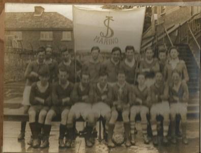 Football Team of 1933