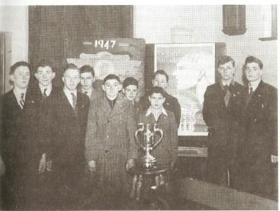 Corn na Dála (Irish Debate) Winners, 1947