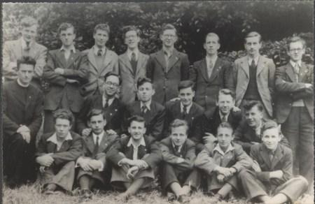 Leaving Cert Class of 1948