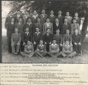 Leaving Cert Class of 1951