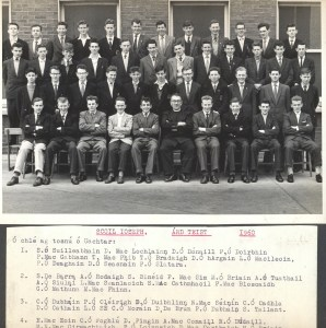 Leaving Cert Class of 1960
