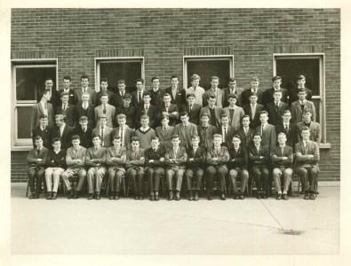 Leaving Cert, Class of 1963